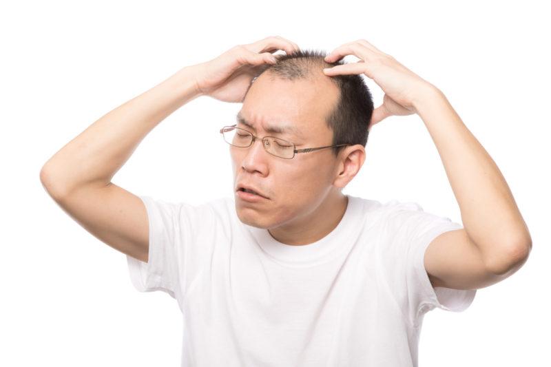 抜け毛を増やす危険な頭皮マッサージとは?