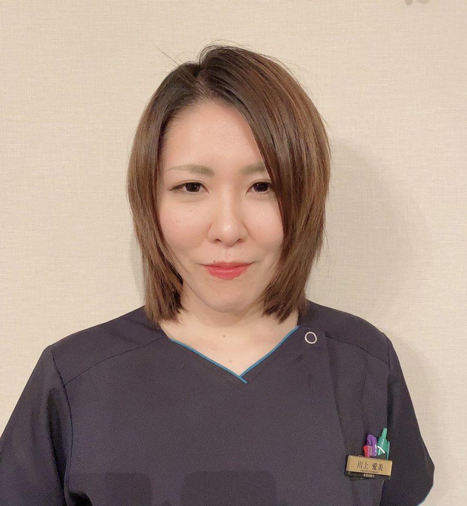 スーパースカルプ吉祥寺 スタッフ発毛技能士 川上